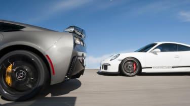 ZO6 v 911 GT3 US - side motion