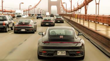Porsche 911 final testing - in the USA