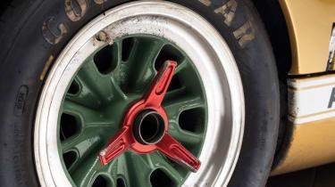 Ford GT40 – wheels