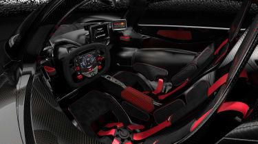 Aston Martin Valkyrie Q by AM - black cabon
