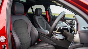 Mercedes-AMG C43 Saloon - Interior