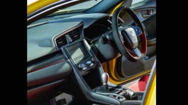Honda Civic Type R Limited Edition MY21 – interior