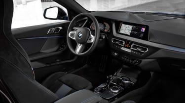BMW M135i - dash