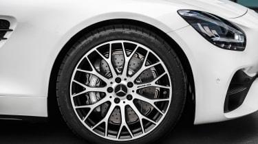 Mercedes-AMG GT wheel