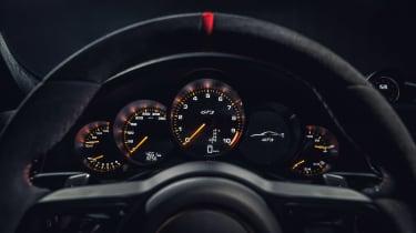 2017 Porsche 911 GT3 - gauges