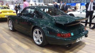 Geneva tuners: Ruf Porsche 964