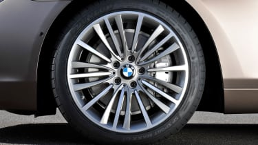 BMW 6-series Gran Coupe alloy wheel