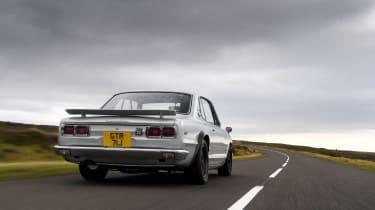 Nissan Hakosuka GT-R - rear