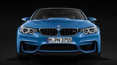 New BMW M3 front splitter