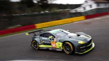 WEC Spa 6 hrs - AMR