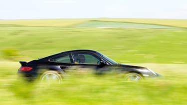 Porsche 911 - side profile