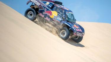 VW on the Dakar rally