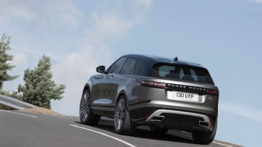 Range Rover Velar - rear three quarter