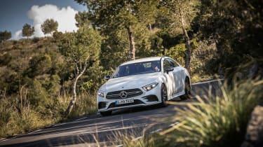 Mercedes-AMG CLS 53 - fonrt