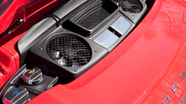 2012 Porsche 911 Carrera manual engine