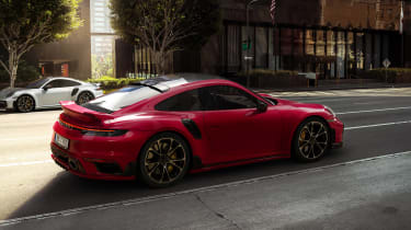 TechArt 992 Porsche 911 Turbo S