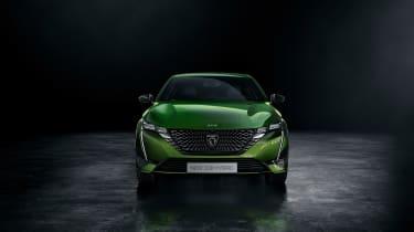 2021 Peugeot 308 - nose static