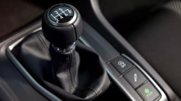 Honda Civic review - tranny