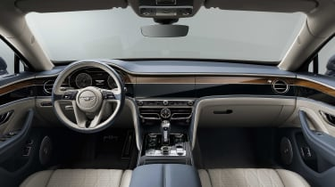 2019 Bentley Flying Spur saloon - dash