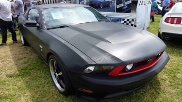 Ford Mustang 'Stealth'