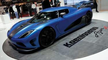 Geneva 2012: Updated Koenigsegg Agera launched