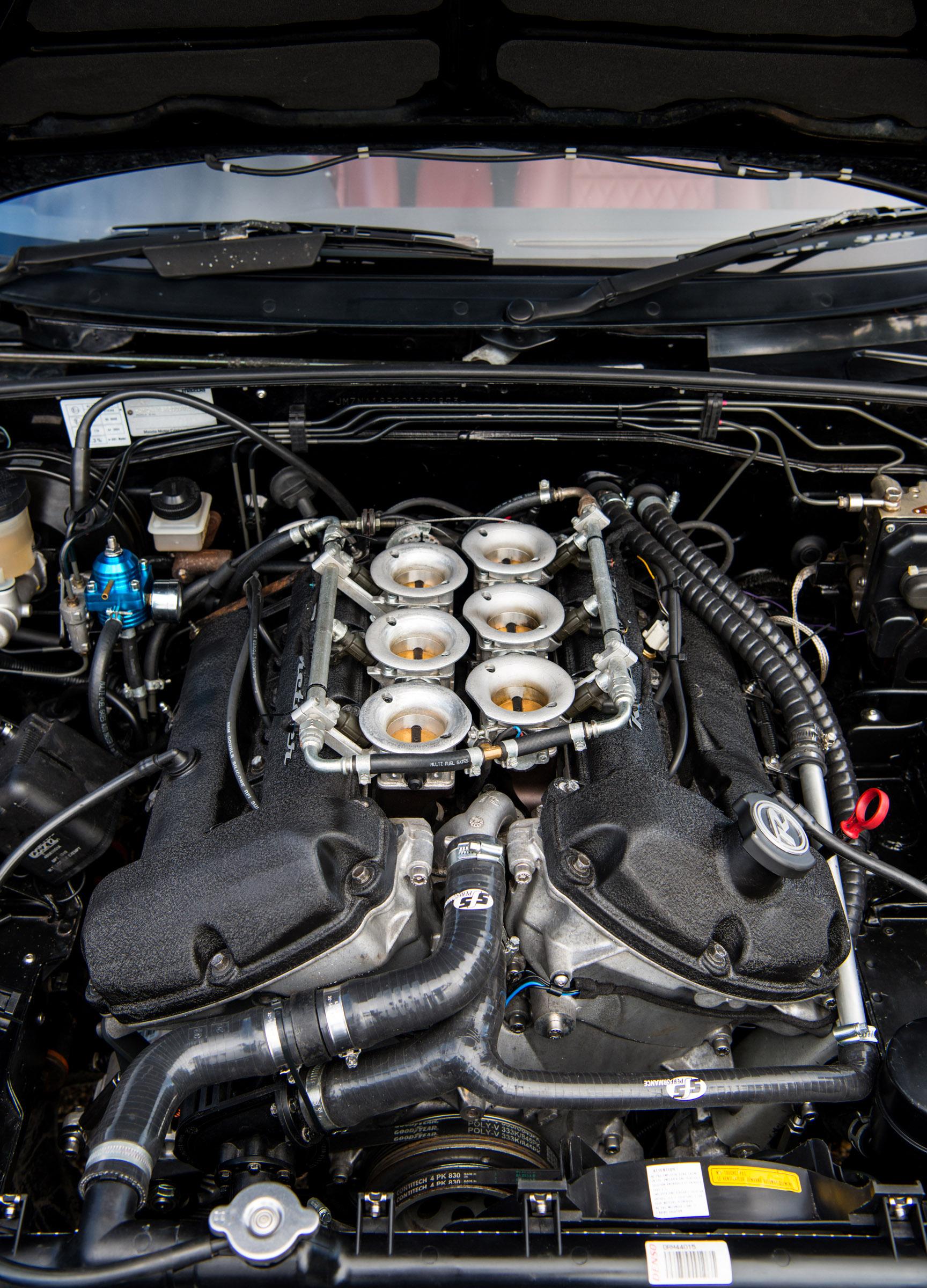 Rocketeer Mazda MX-5 V6 review – big engine and big