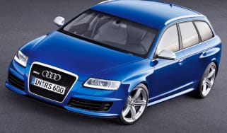 Audi RS 6 quattro Avant