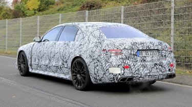 Mercedes-AMG S63 2021 spy