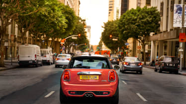 Mini Cooper facelift - tail