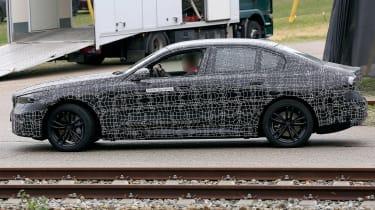2022 BMW 5-series electric