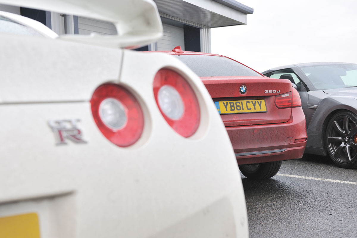 BMW 320d M Sport review: European road trip | Evo