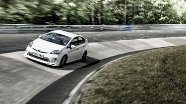 Toyota Prius sets Nurburgring economy record