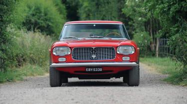 Maserati 5000GT - nose