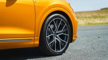 Audi Q8 Vorsprung – wheel