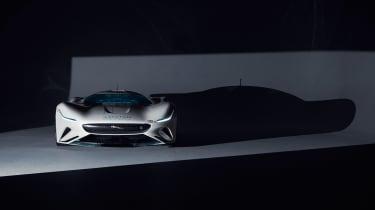 Jaguar Vision Gran Turismo SV Concept - front