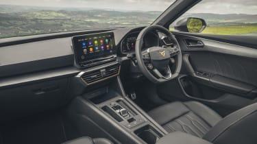 Cupra Leon ST 310 4Drive – interior