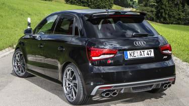 Audi S1 Abt hits 305bhp