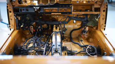 Porsche Classic Project Gold - Wiring loom