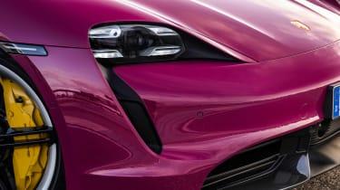 2022 Porsche Taycan – light