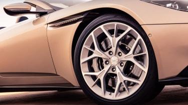 Aston Martin DB11 Volante - wheels