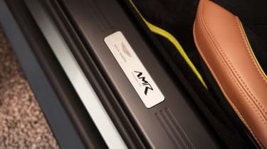 Aston Martin AMR Vantage - sill plate