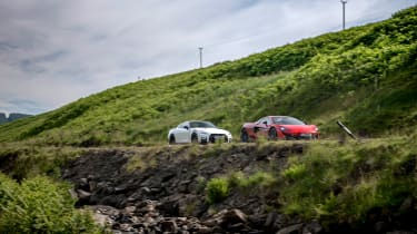 992 GT3 group test – twin-pan