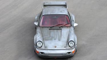 Porsche 911 Carrera RSR - front
