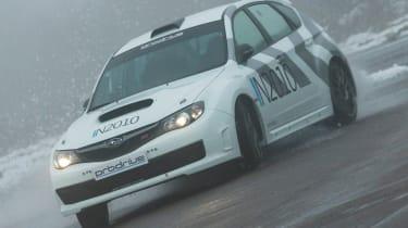 Prodrive Subaru Impreza Group N rally car