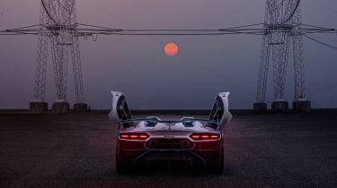 Lamborghini SC20 - rear