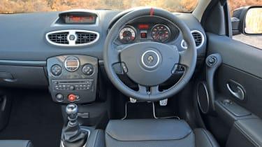 Renaultsport Clio 200 Raider interior