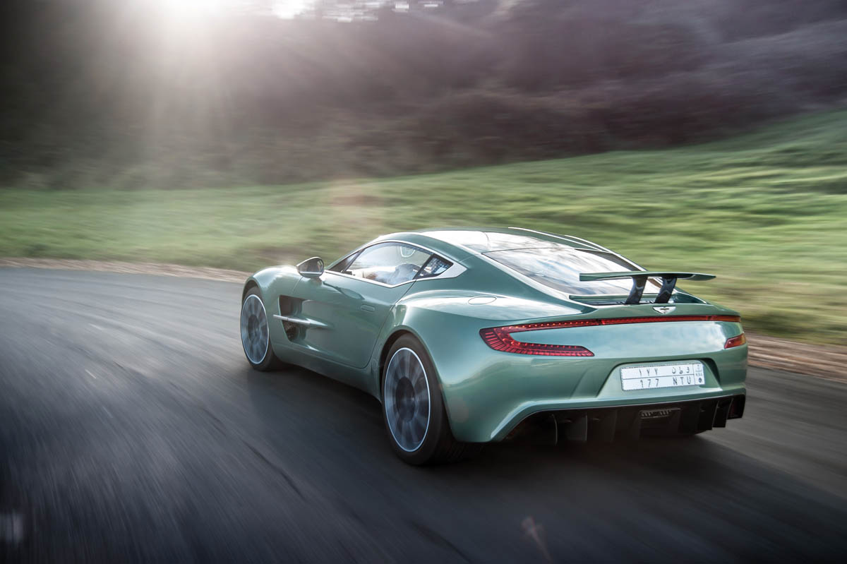 Aston Martin One 77 Review And Pictures Evo