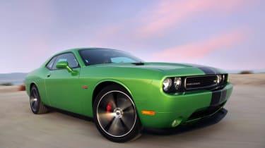 Dodge Challenger SRT8 392 review