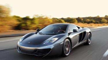 Hennessey McLaren 12C HPE700