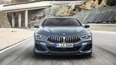 BMW M850i revealed - nose